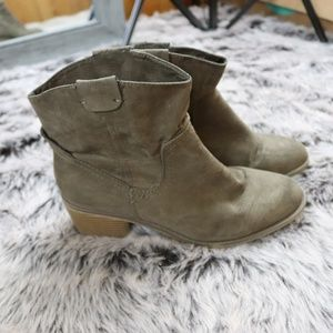 Merona Ankle Boots Size 9.5